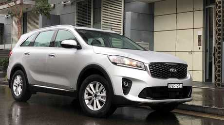 The upgraded Sorento has gained some important safety features.