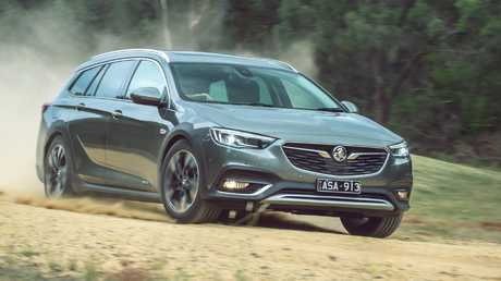 The new Holden Commodore might not be built here but it is still a competent performer.