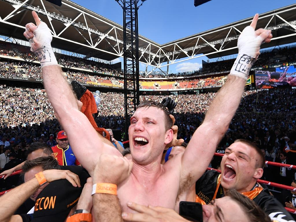 Jeff Horn's win over Manny Pacquiao announced his arrival in international boxing.