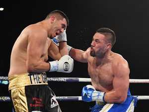 Low blow overshadows brutal Parker KO
