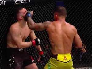 UFC decapitation: 'The man has a family'