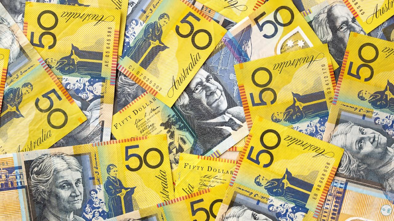 There are billions of dollars in missing banknotes hidden throughout Australia.