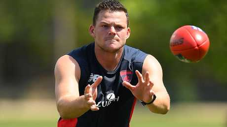Steven May is among a handful of new Demons who have Melbourne fans buzzing. Picture: Getty Images