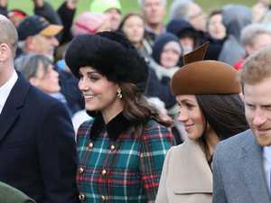 Meghan and Kate's Christmas Day revealed