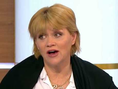 Samantha Markle said the photo was 'incredibly rude'. Picture: Channel 5