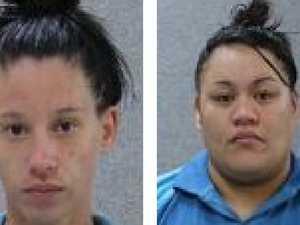 Women prisoners flee facility