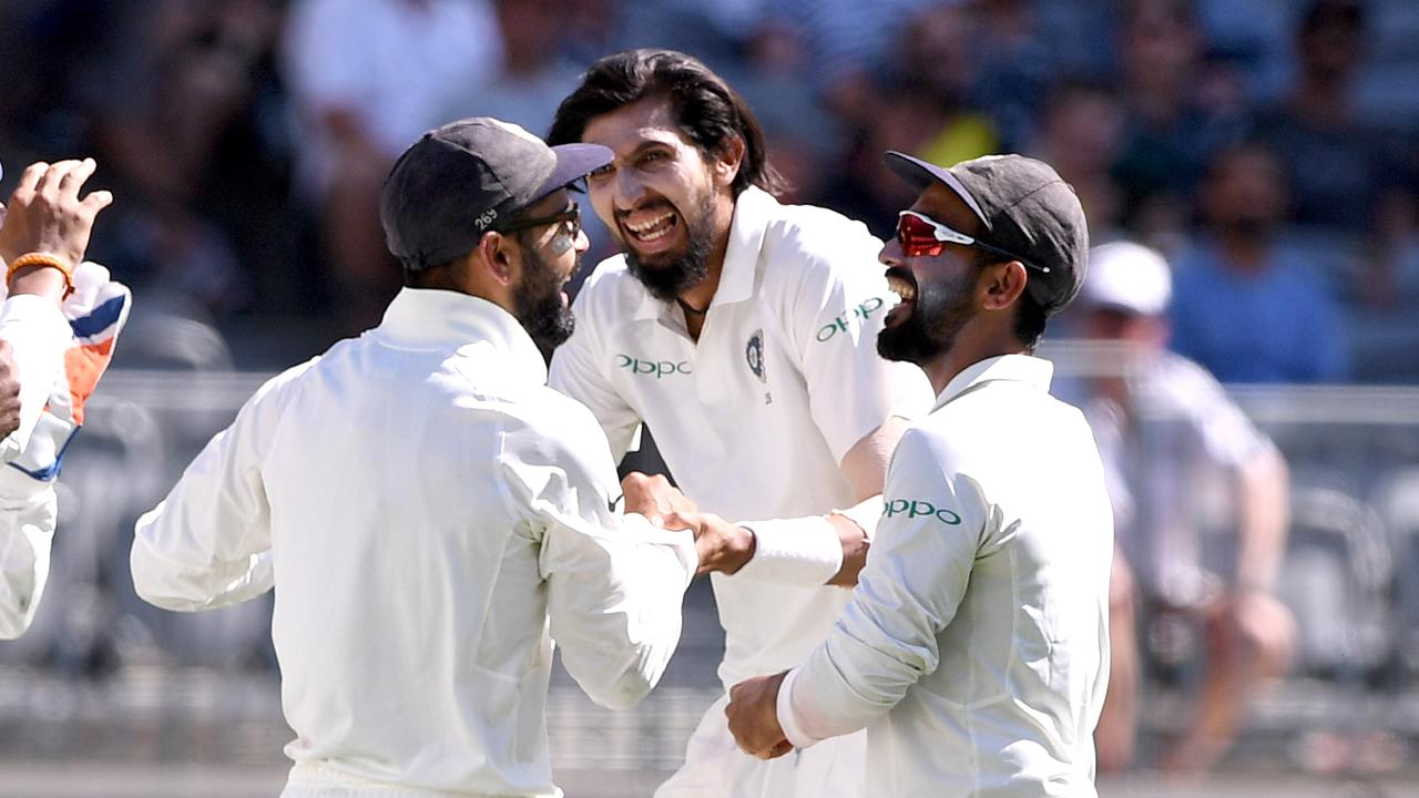 Indian bowler Ishant Sharma says he didn't lose any confidence from his no ball issues.