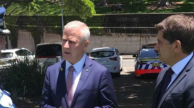 THE Australian Road Safety Foundation, Deputy Prime Minister Michael McCormack and New South Wales Police joined forces today alongside a victim of road trauma in an effort to reduce Christmas tragedy.