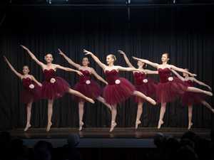 Grade 5 Classical Ballet put on a stunning