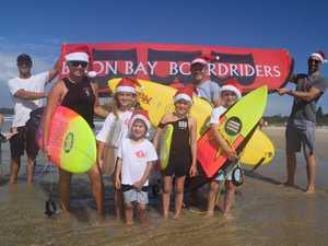 BYRON BOARDRIDERS CLUB: Dare Smith, Mark Smith