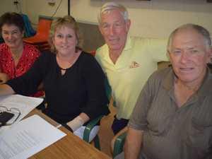 2019 COMMITTEE: Treasurer and Scribe Jenny Kachel