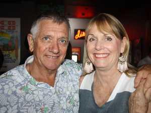 Rex and Suzie Larkins***