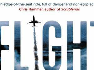 Flight Risk thriller from Australian author