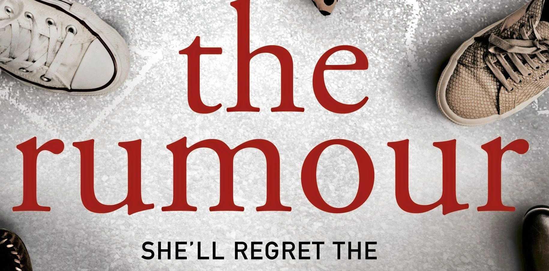 NEW BOOKS: Lesley Kara's enthralling new novel, The Rumour.