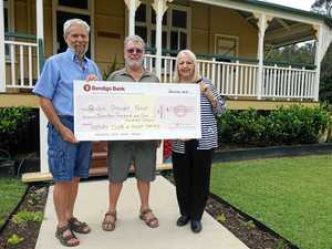 No dry in Noosa's generous support