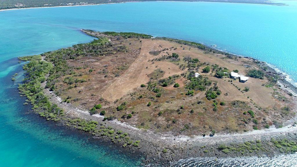 BARGAIN BUYS: Poole Island, situated in the heart of the Whitsundays, is up for sale for the first time in 40 years.