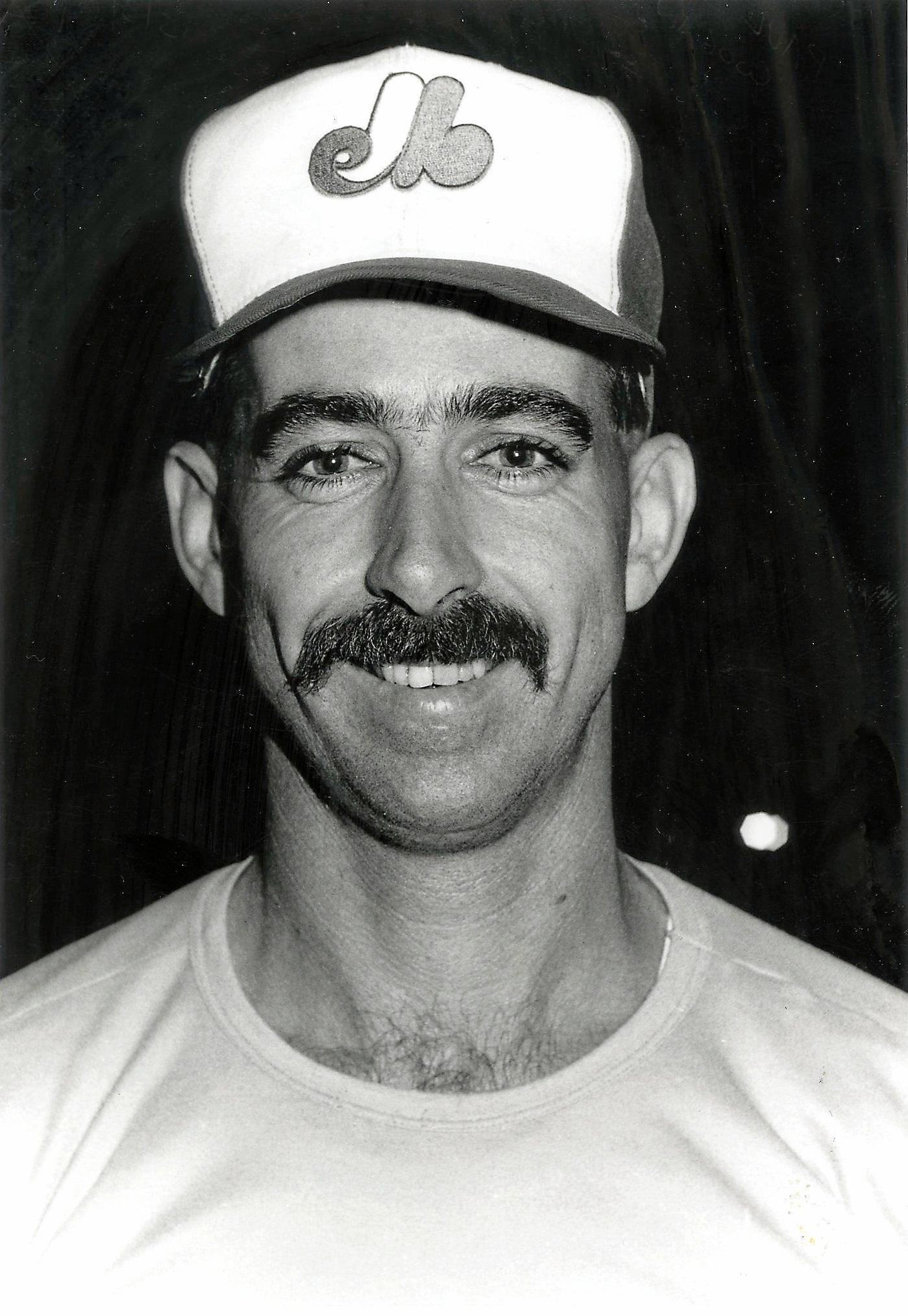 Former Ipswich and Australian baseballer Paul Coogan.