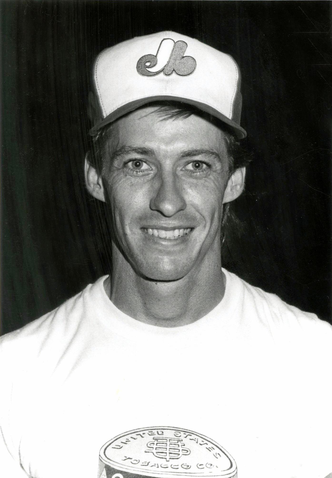 Former Ipswich and Australian baseballer Peter Wood.