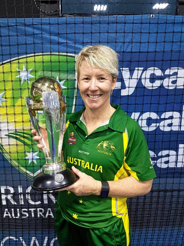 Ipswich World Cup-winning indoor cricketer Dulane Carson