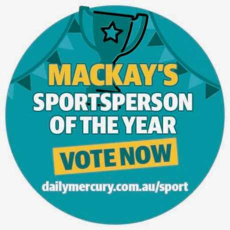 Vote now for mackay's 2018 Sportsperson of the Year