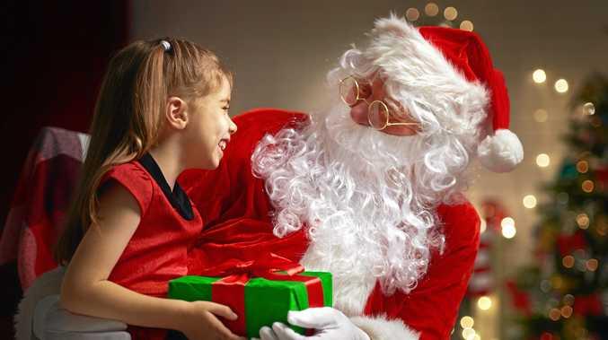 Santa resigns from Shoppingworld