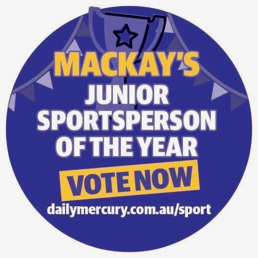 Vote now for Mackay's 2018 Junior Sportsperson of the Year.