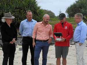 North Coast 'leads the country' in shark mitigation