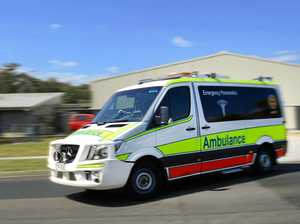 Woman suffers back pain after Gympie region crash