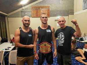 Championship glory for Yamba's boxing convert