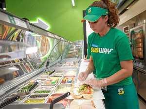 New Subway menu divides diners
