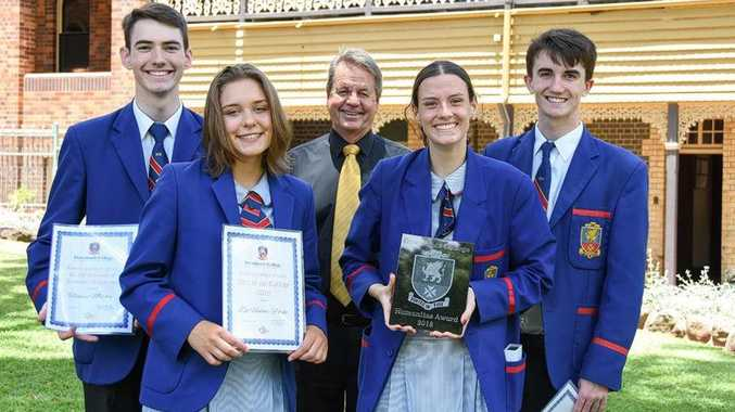 OP RESULTS: School celebrates 'strong' achievement