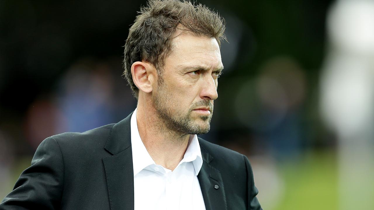 Tony Popovic could be a target for Sydney's new A-League team.