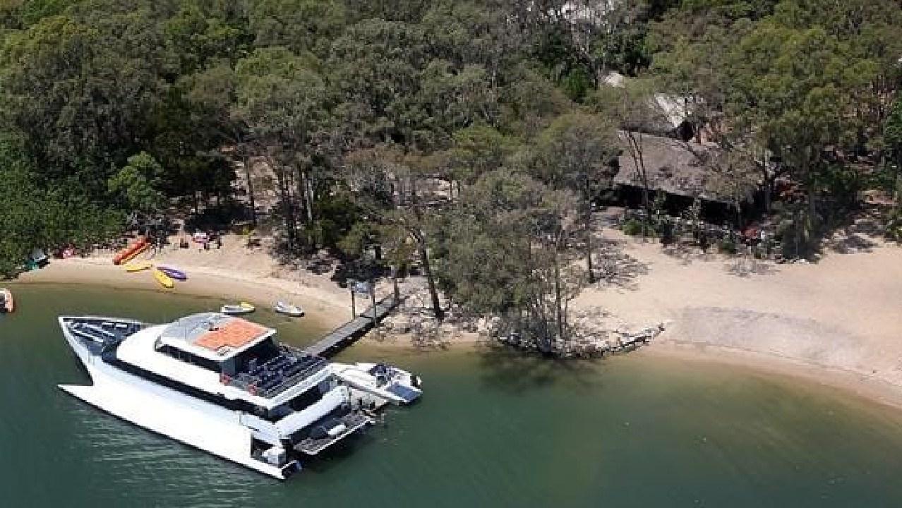 McLaren's Landing Island Resort.
