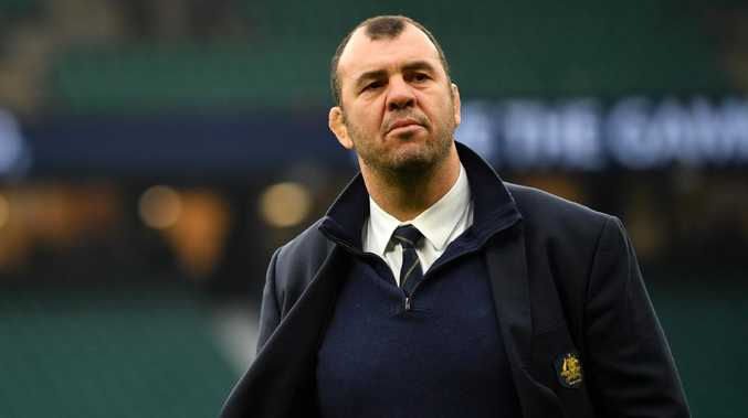 Michael Cheika has a tough assignment leading up to the 2019 World Cup.