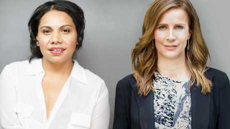 Black B*tch is a new ABC series starring Deborah Mailman and Rachel Griffiths.