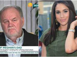 Meghan 'controlling', dad claims