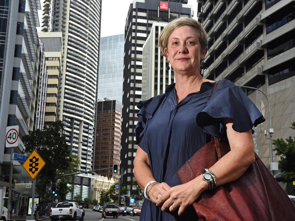 Kirsten McAllister – a nurse who was stood down from her senior role for close to 12 months after speaking out about bullying at the hospital – has taken her grievances to the Queensland Industrial Relations Commission. Picture: AAP image, John Gass
