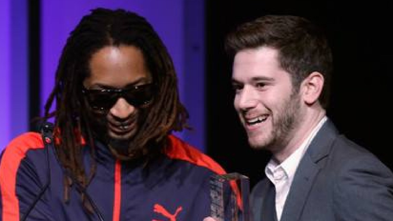 Colin Kroll, right, the co-founder of Vine, has died of a drug overdose in New York. Picture: Facebook