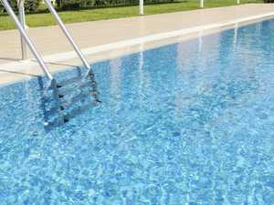 Toddler drowns in backyard pool