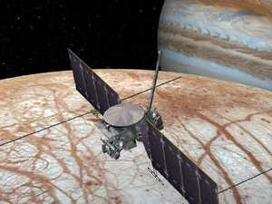 Nuclear 'tunnelbot' probes alien life