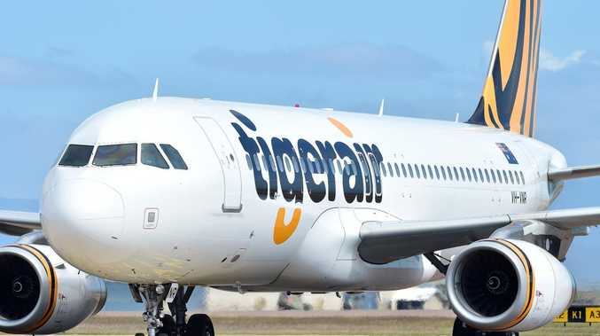 "A Tigerair flight has returned to Sydney after an ""on-board incident""."