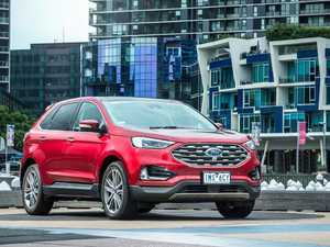 First drive of Ford's family-friendly, full-sized Endura SUV