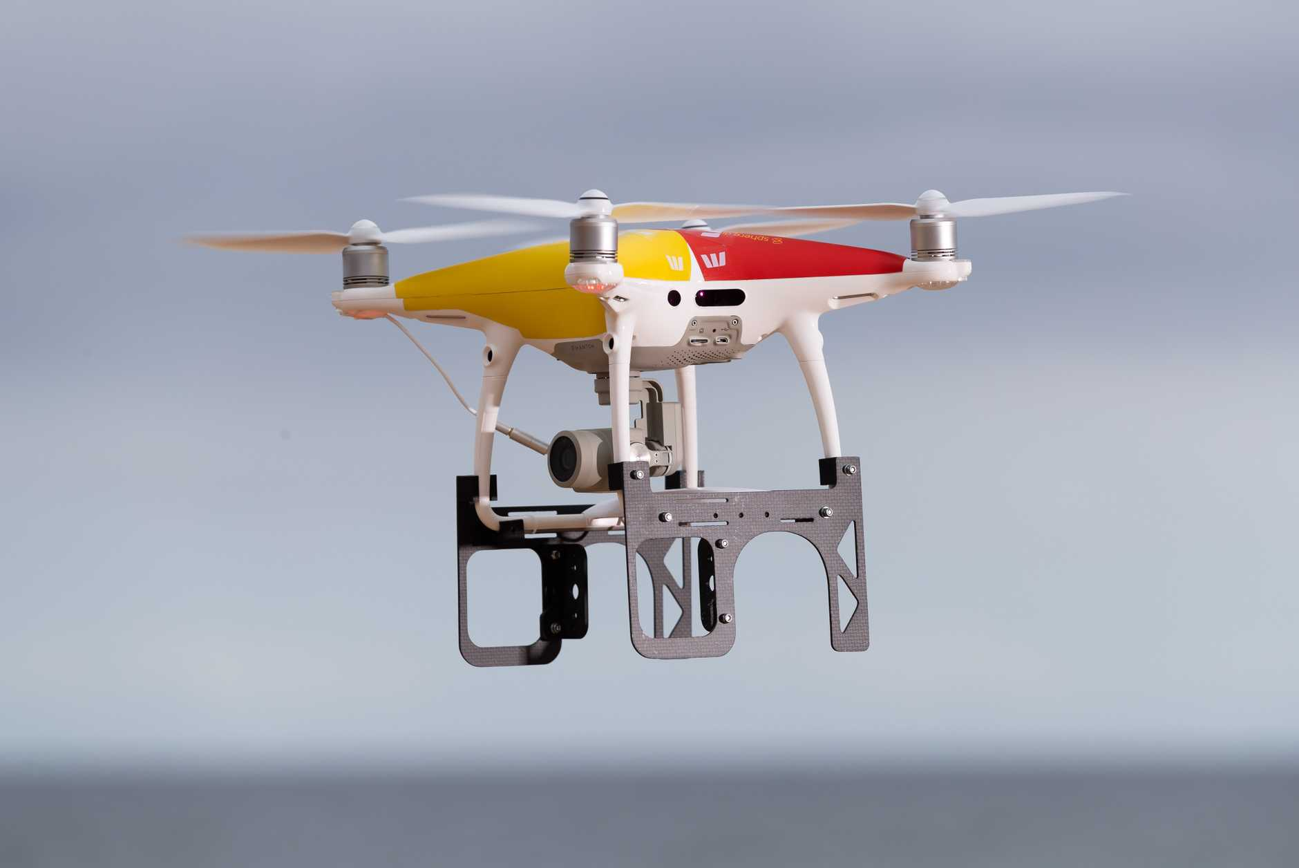 Drones will be used to keep people safe on Sunshine Coast beaches.