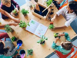 School holiday fun for little green thumbs