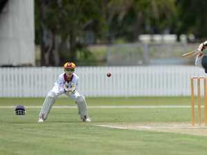 Cricket: CQ's Zac Joyce.