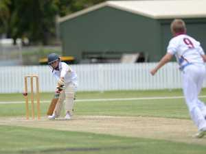 Cricket: Far North's Rhys Johnston.