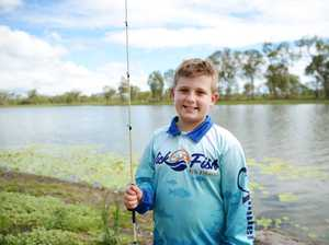 Nicholas Thompson is up for a Young Achiever