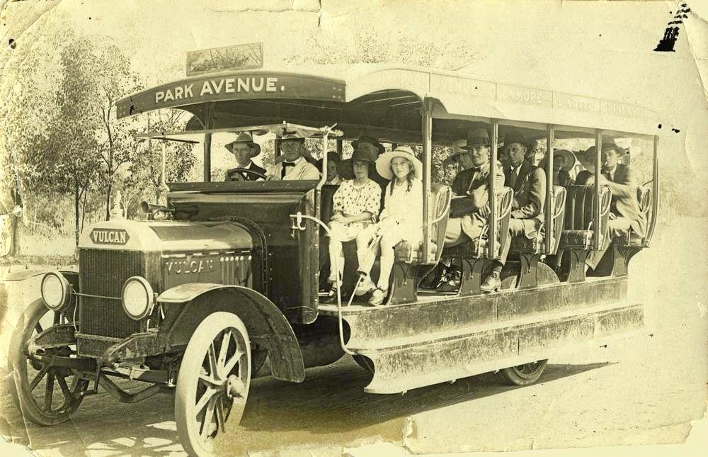 Park Avenue 1930s