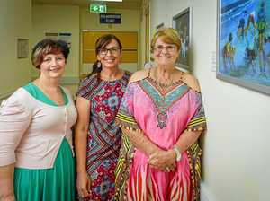 'Worthwhile': Hospital art gallery open to patients