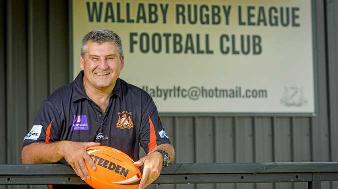 'Exciting': Norm Horan takes charge of Wallaby's senior team